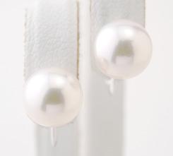 アコヤ真珠約7.8mm 14金ホワイトゴールド ピアス【買取相場】